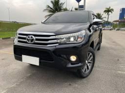 Toyota Hilux SRX 2.8 Diesel Top de linha Único dono perfeito estado
