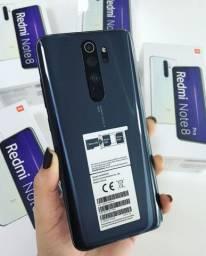 Celular xiaomi Note 8 Pro 128 grafite