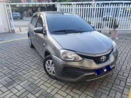 Toyota Etios Automático 2018 Km19.000 R$49.990
