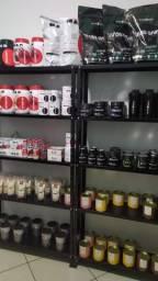 Loja de Produtos Naturais completa e On-line