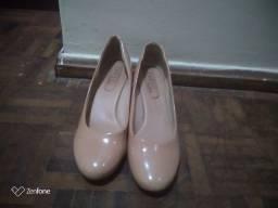 Sapatos de salto Beira Rio