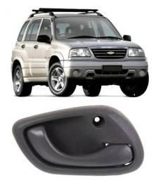 Maçaneta interna Chevrolet tracker direita/esquerda 2001 a 2009