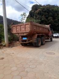 Caminhão caçamba truck