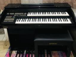 Órgão Tokai Organist yx400 Preto