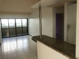 Alugo apartamento de 1 quarto, todo projetado, perto do ceuma