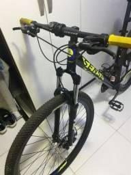 Bicicleta Sense, Freio a disco Shimano, Aro 29, Quadro 19