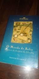 livro: O Mundo de Sofia