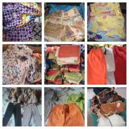 tudo560 peças de roupas infantil P M G GG atacado