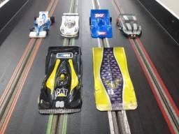 Autorama , carros e controlador eletronico