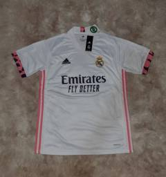 Camisa Real Madrid Home 2020