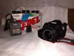 Câmera Canon Completa
