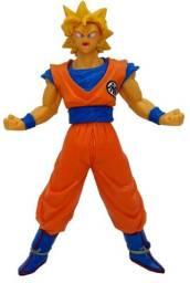 Boneco Goku Super Saiyajin 18 Cm De Altura Dragon Ball Super