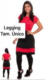 Calça com saia moda evangélica