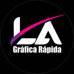 GRÁFICA RÁPIDA & LANHOUSE