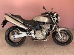 Honda CB 600c Hornet 2007 Bem conservada - Aceito trocas financio