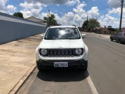 Jeep Renegade Longitude 4x4 Diesel único dono, só asfalto