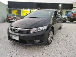 Honda civic LXL 2012 otima oportunidade