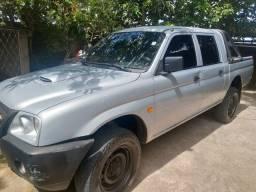 Vendo ou troco L200 GL 2.5 Diesel 4x4