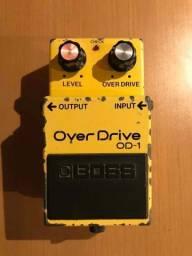 Boss OD1 Made in Japan v/t
