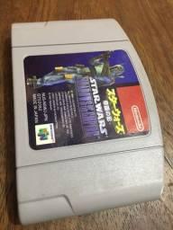 Fita Nintendo 64 / Star Wars Shadows of the Empire
