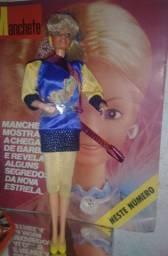 Barbie rokeira estrela