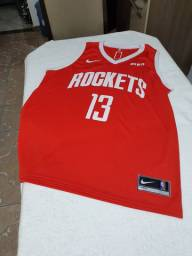 Camisa de basquete do Houston Rockets G