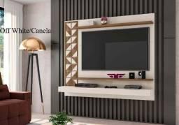 """Home Suspenso Lisboa - TV até 60"""" (RN/SM)"""