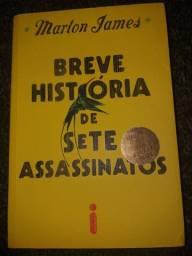Livro breve história de sete assassinatos