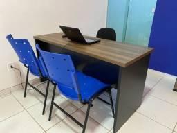 Mesa de Escritório Seminova (3 meses de uso)