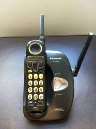 Telefone Sem Fio Panasonic KX-TG2208