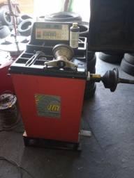 Balanceadora de pneu