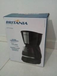 Cafeteira Britania 220v Nova