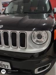 Jeep Renegade Limited 1.8 4x2 Flex 16v AT 2018 - #Impecável