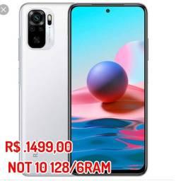 Xiaomi not 10 128g 6 ram