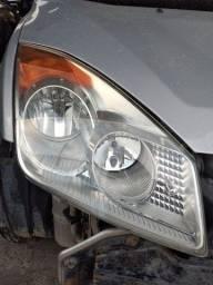 Título do anúncio: Farol lado direito original do Ford Fiesta 09/10