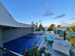 Título do anúncio: Luxuosa cobertura na Reserva do Paiva | Disponível para aluguel