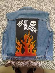 Colete personalizado Harley Davidson