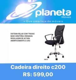 Título do anúncio: CADEIRA DIREITO C200 PROMOÇÃO / CAVALOS CAVALOS