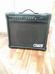 Título do anúncio: Amplificador Crate GX80 Made in USA 80W RMS
