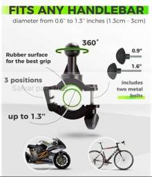 Suporte para Smartphone em Bike.