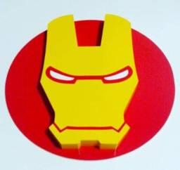 Homem De Ferro - Iron Man - Para Decoração Com  32 Cm