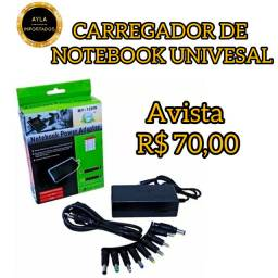 CARREGADOR NOTEBOOK UNIVESAL