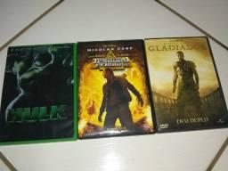 Dvd Lote com 3 filmes