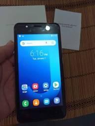 Celular J5 Pro importado, poucas vezes usado