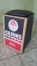 Título do anúncio: CAJON JAGUAR ELÉTRICO
