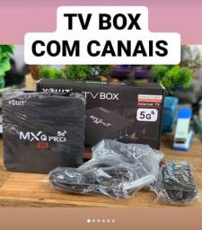 Tv box 4K 5g