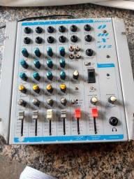 Título do anúncio: Mesa De Som 4 Canais ONEAL Audio