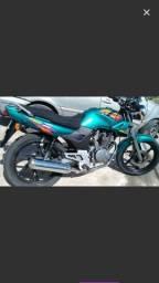 Honda cbx200 estrada