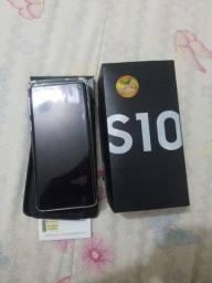 S10 novo na caixa