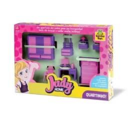 Coleção Judy home quarto boneca